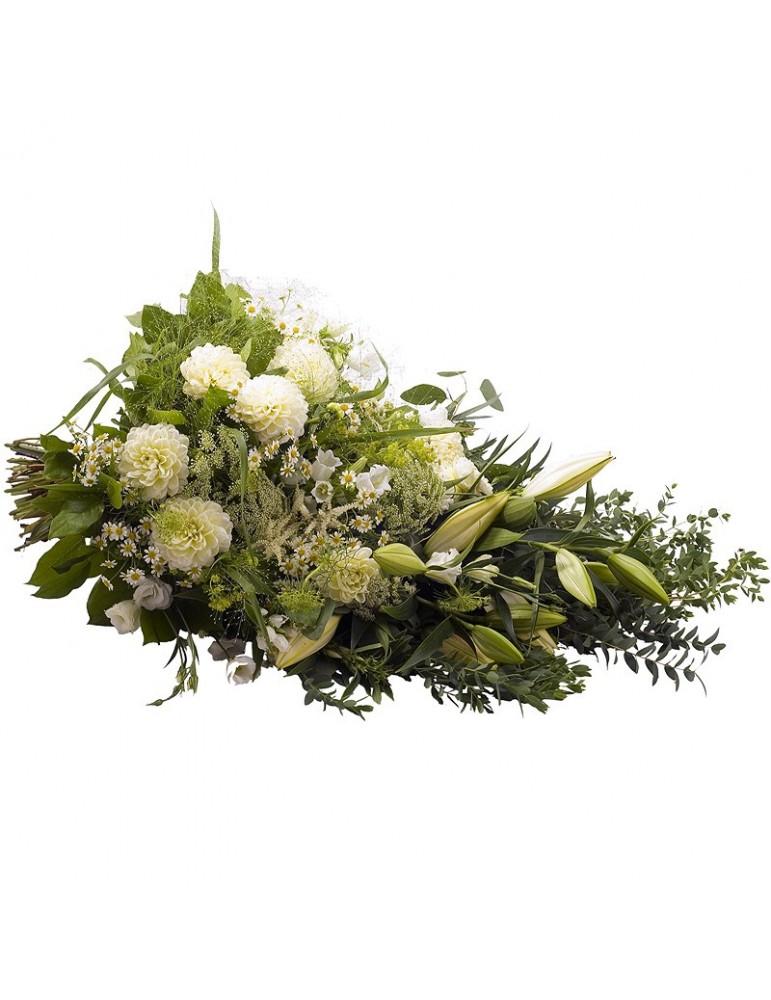 Grand bouquet deuil