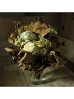 Grand bouquet rustique