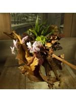 Grand bouquet chic et raffiné