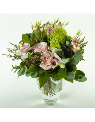 Bouquet de fleurs fraîches