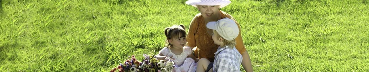 Fleurs pour la Fête des Mamies