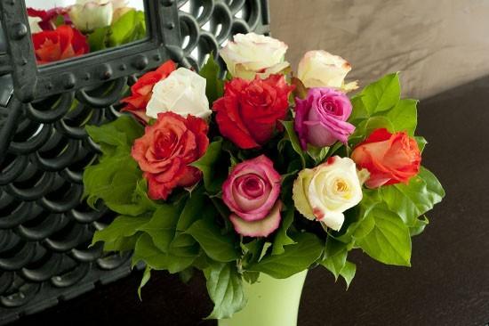 Bien conserver les roses