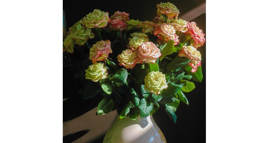 Conserver ses roses, très longtemps